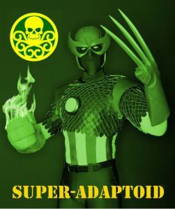 Super Adaptoid
